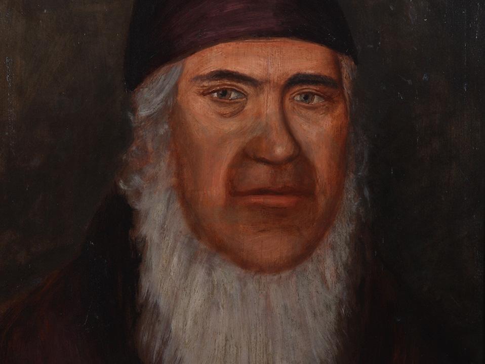 reverend george rapp