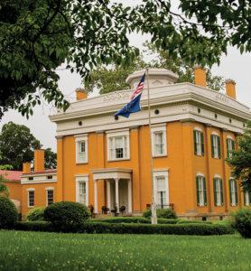 Lanier Mansion Historic Site