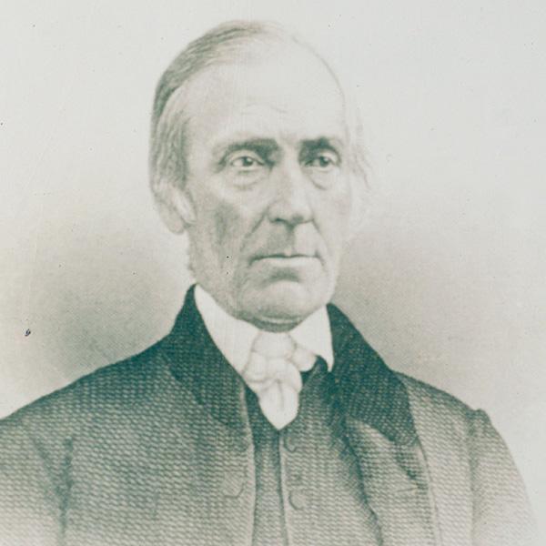 Portrait of Levi Coffin