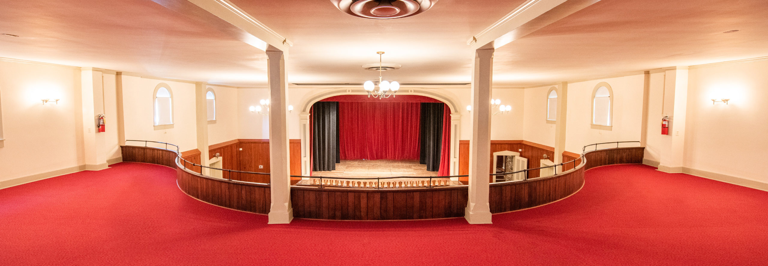 Thrall's Opera House