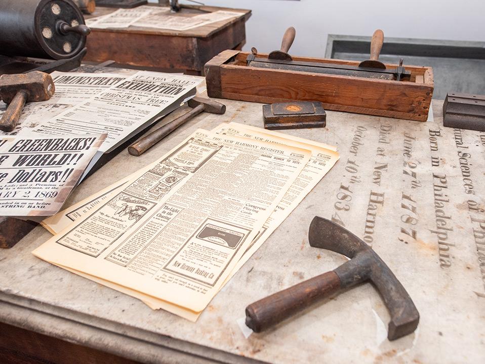 Slater Print Shop