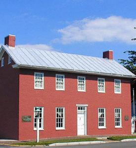 Levi & Catherine Coffin House