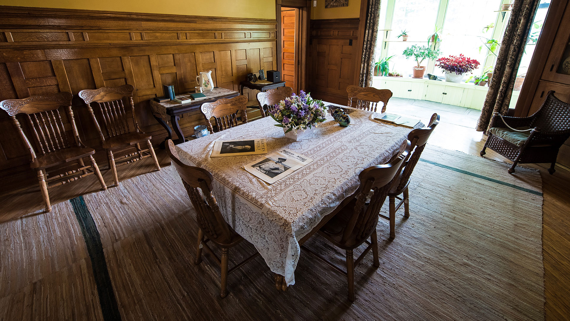 Dining Room at Limberlost
