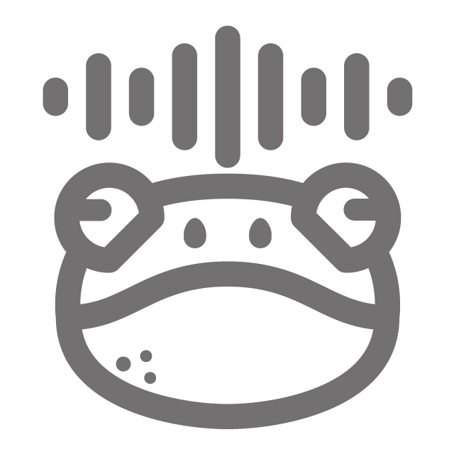 Frog Croak Icon