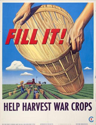 World War 2 Fill It Poster
