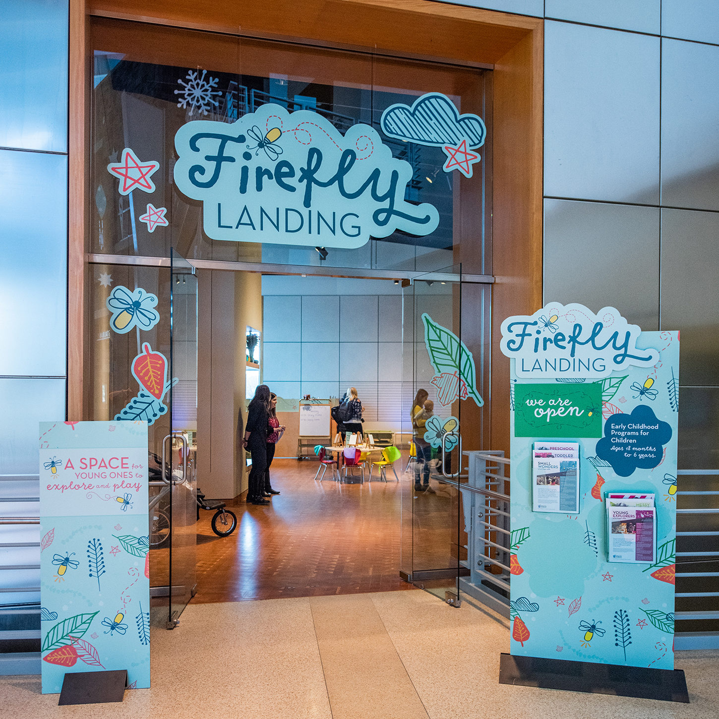 Early Childhood Firefly Landing