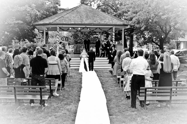 Wedding at Corydon