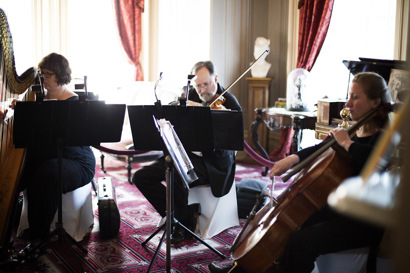 Culbertson Mansion Musicians