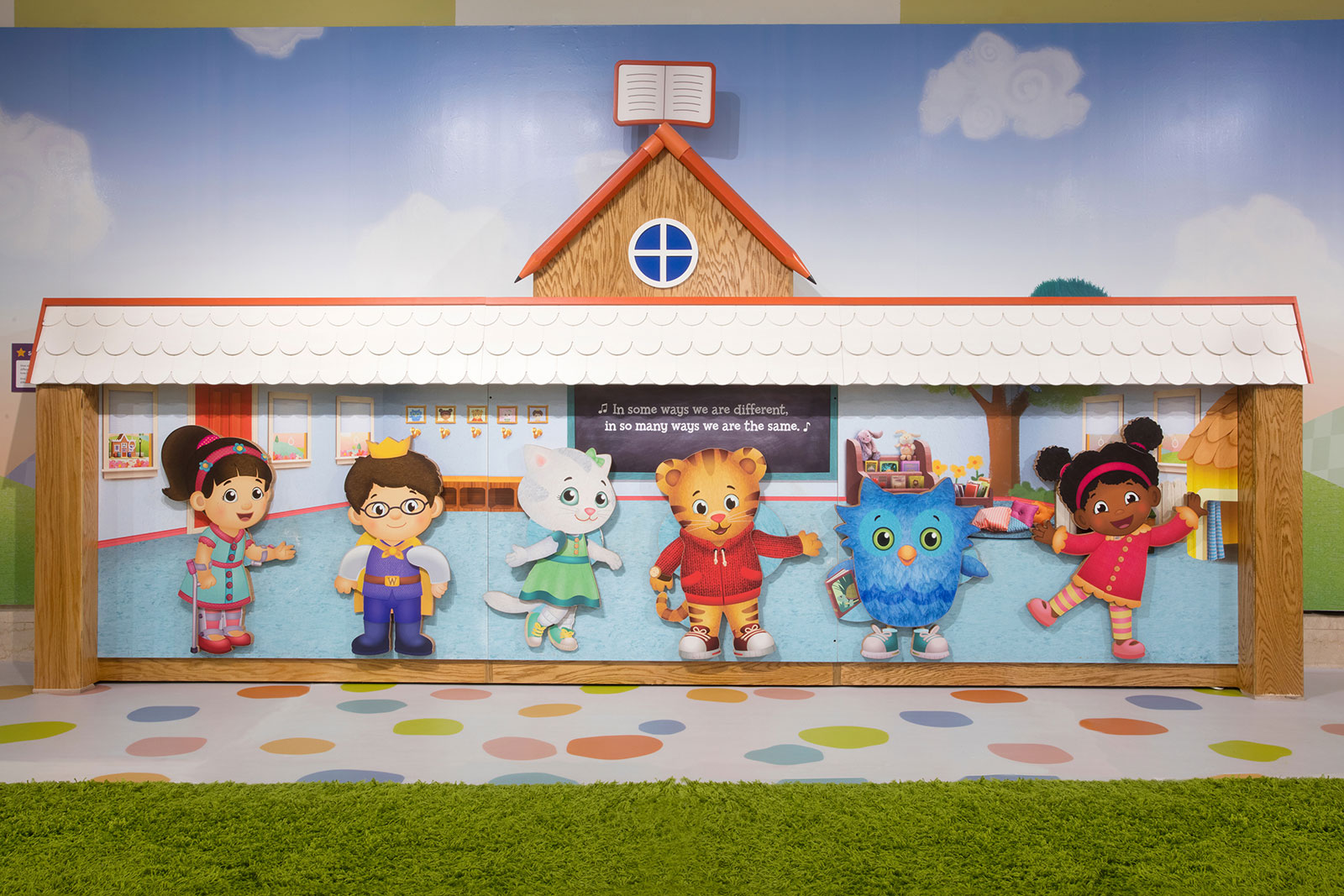 Daniel Tiger and Friends in the Neighborhood