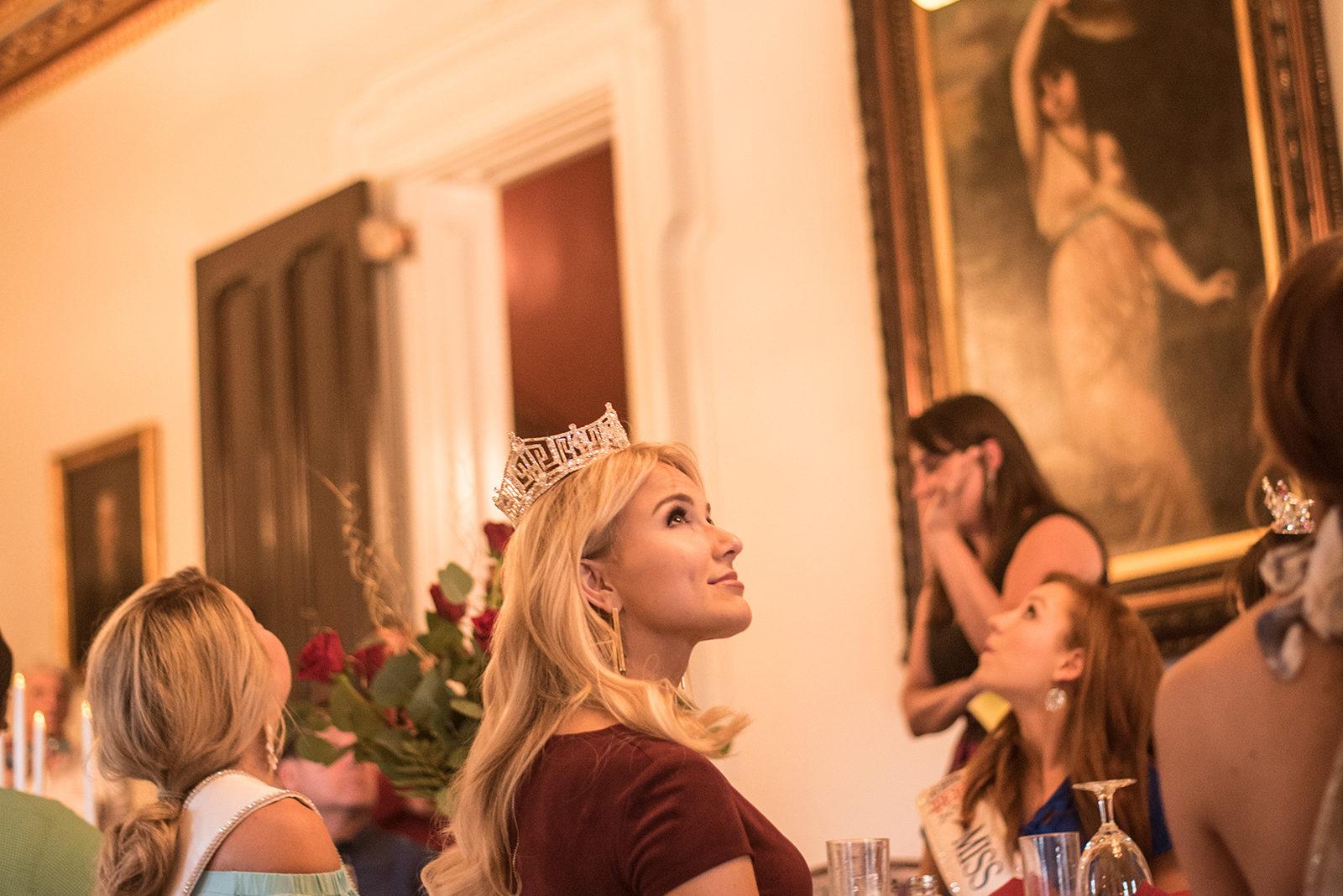 Miss America Dinner