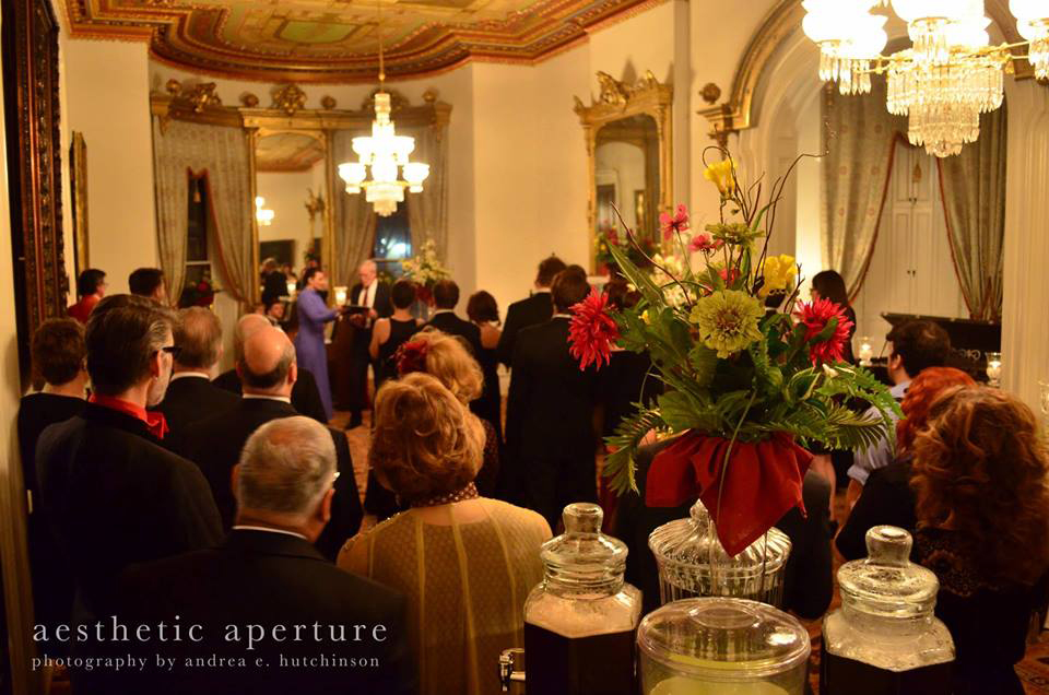 Event in Culbertson Mansion