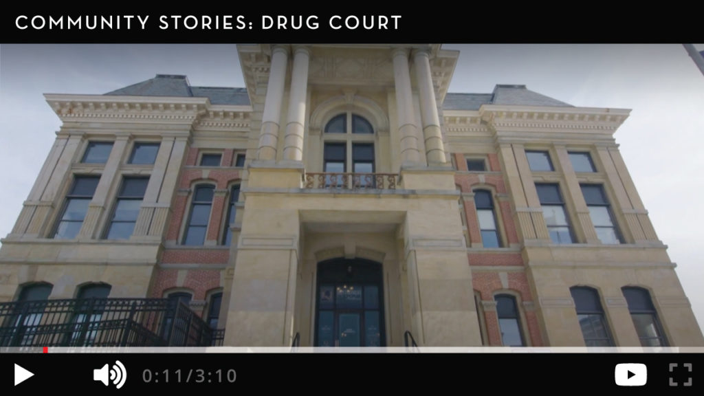 Drug Court Video Preview