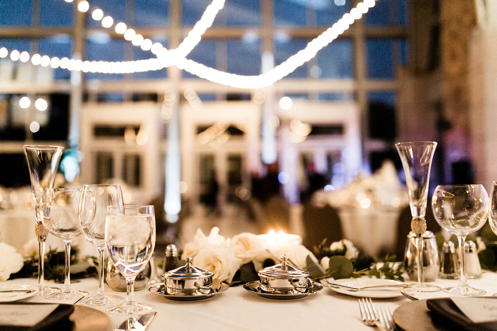 Wedding in Rapp Reception Hall