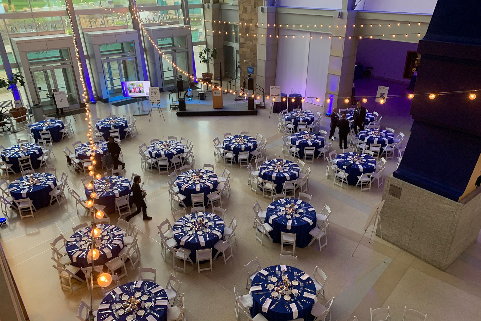 Wedding in the Great Hall