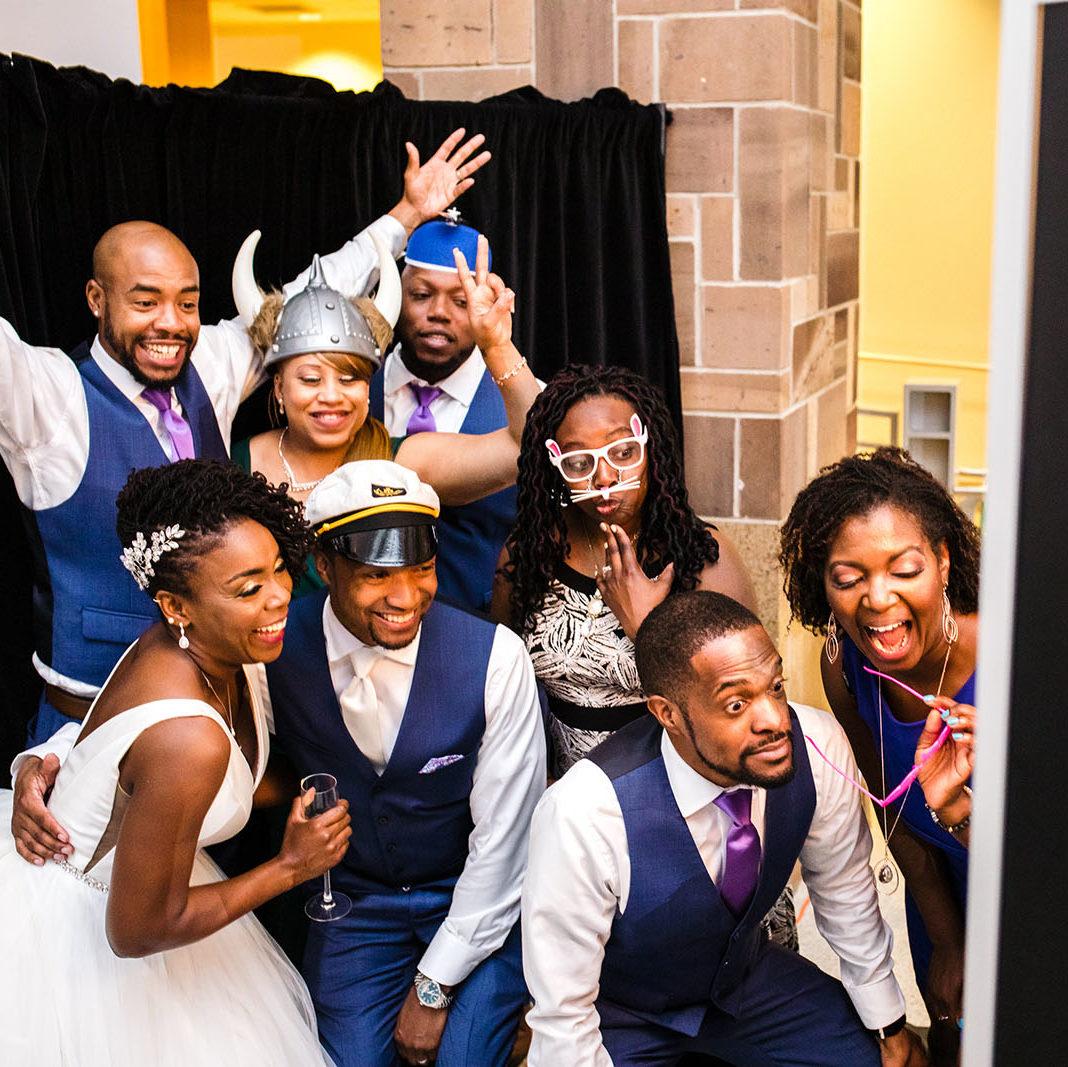 Wedding Reception at the Rapp Reception Hall