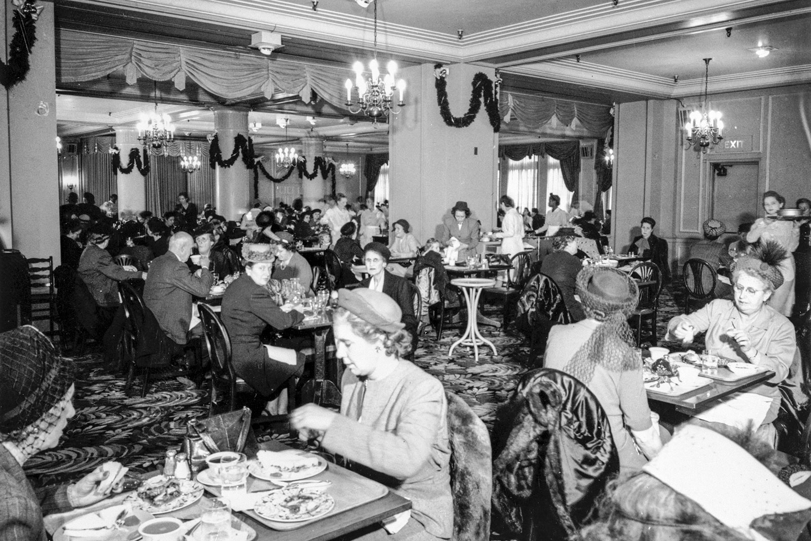 Old Tea Room Photo