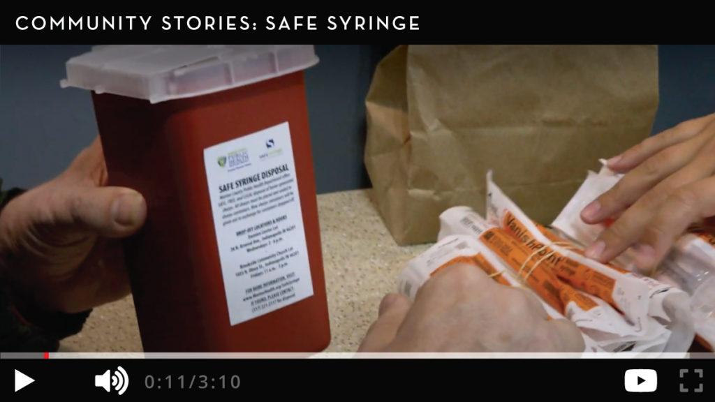 Safe Syringe Preview Image