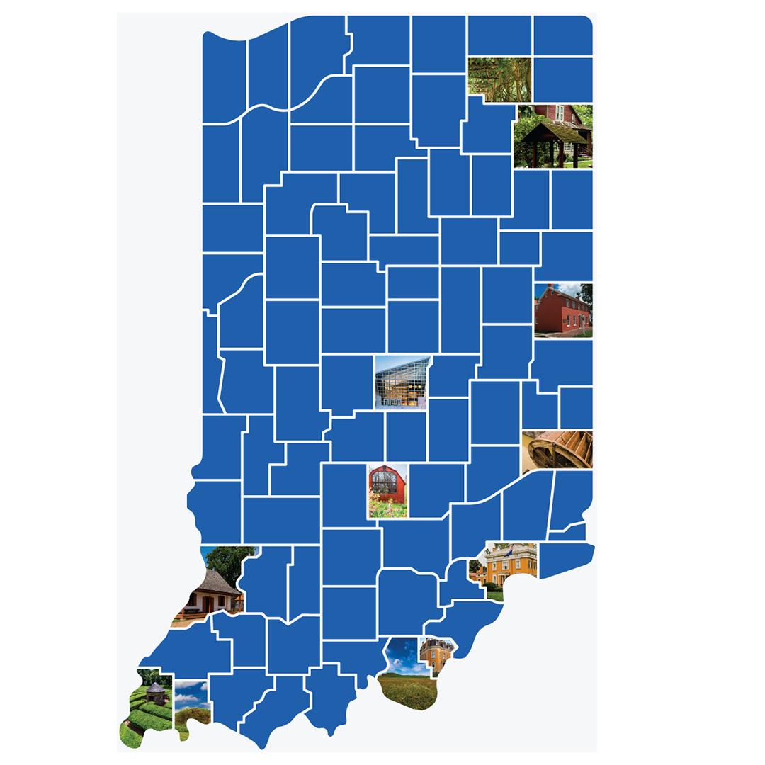 Historic Sites Map
