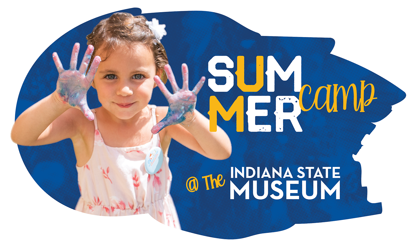 Summer camp at the Indiana State Museum